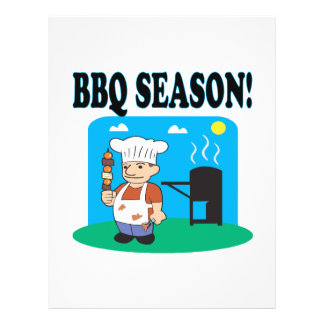BBQ Season 2 Full Color Flyer