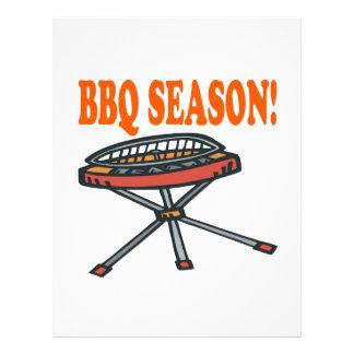 BBQ Season Flyers