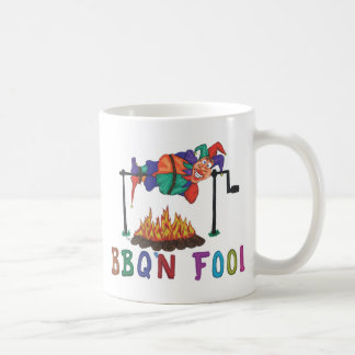 BBQ'n Fool Coffee Cup