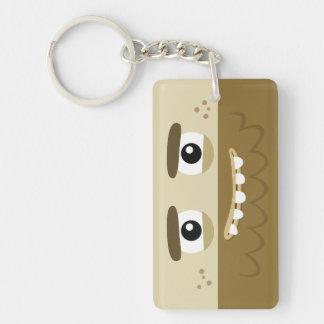 BBSS Caveman Keychain