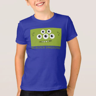 BBSS La Tee Dah Green Kids' T-Shirt