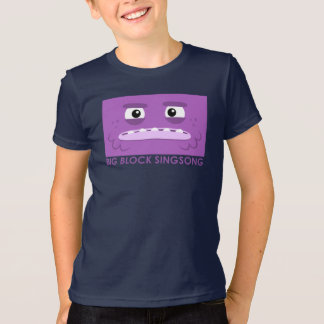 BBSS La Tee Dah Purple Kids' T-Shirt