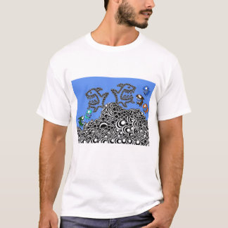 bbubles n fishes T-Shirt