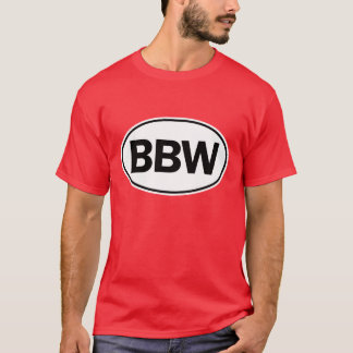 BBW Oval ID T-Shirt