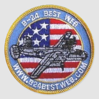 BBW Patch Decal Sticker