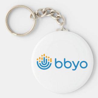 BBYO Logo Keychain