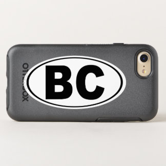 BC Boulder City Nevada OtterBox Symmetry iPhone 7 Case