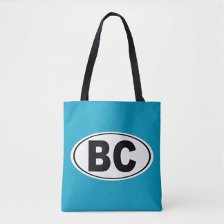 BC Boulder City Nevada Tote Bag