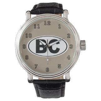 BC Boulder City Nevada Watch
