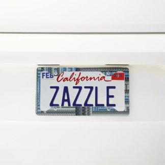 BC Disc Julian 25 License Plate Frame