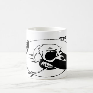 BC&F Bad Bird Coffee Mug