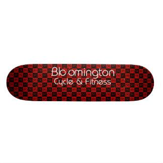 BC&F Skateboard
