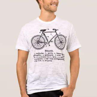 BC&F This is a bicycle T-Shirt