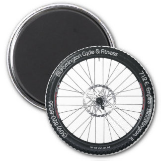 BC&F Wheel Magnet