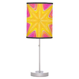 BC Fractal Star Table Lamp
