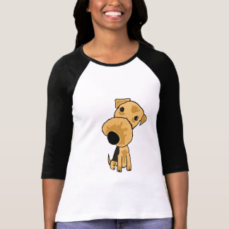 BC- Funny Terrier Cartoon Shirt