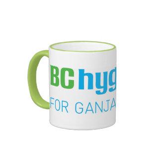 BC hygro FOR GANJANATIONS Mug