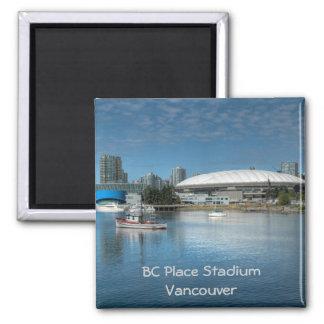 BC Place Stadium Magnet