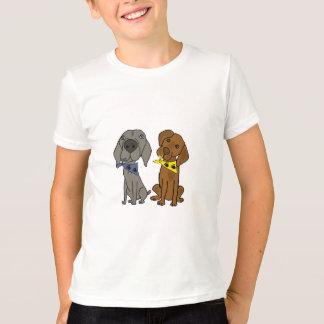 BC- Pups with Bandanas T-shirt