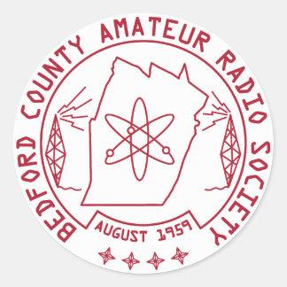 BCARS Logo Sticker 2012