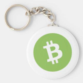 """BCH 2.25"""" Basic Button Keychain"""