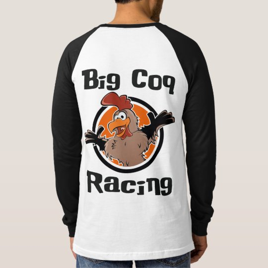 BCR Longsleeve T.American Style T-Shirt