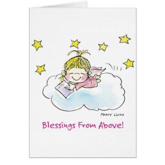BD-004 Birthday Angel Card