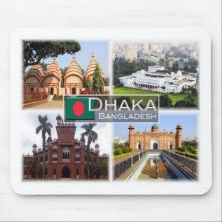 BD Bangladesh - Dhaka - Bangabhaban - Mouse Pad