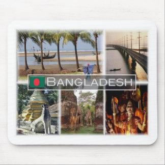 BD Bangladesh - Inani beach - Jamuna Bridge Mouse Pad