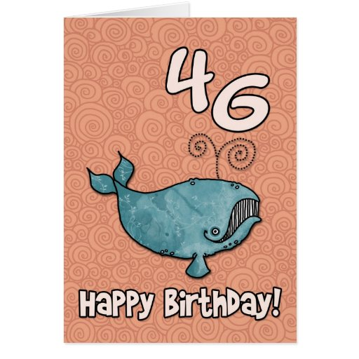 bd whale - 46 cards