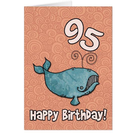 bd whale - 95 card