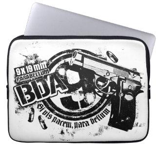 BDA 9 Laptop Sleeve Electronics Bag