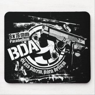 BDA 9 Mouse Pad Mousepad