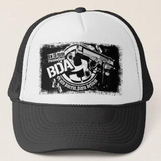 BDA 9 Trucker Hat Trucker Hat
