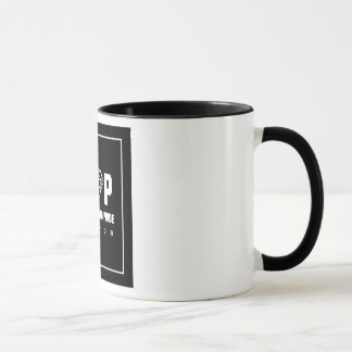 BDP LOGO...COFFEE MUG (graphic)