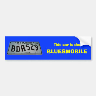 BDR529 BUMPER STICKER