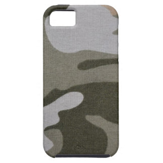 BDU Camouflage Military Pattern Peace Destiny iPhone 5 Case