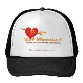 Be a bold RA Warrior Trucker Hat