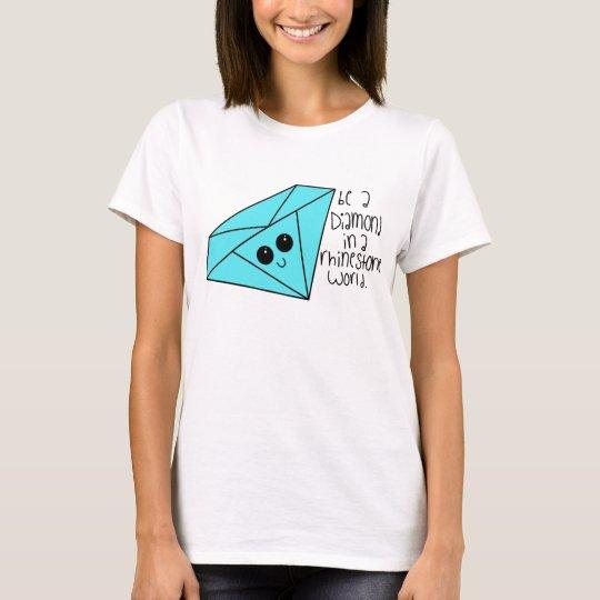 Be A Diamond Tank Top