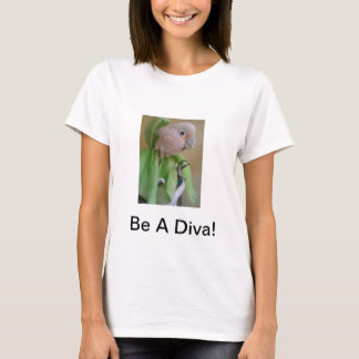 Be A Diva Tee