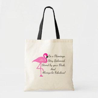 Be a Flamingo Tote
