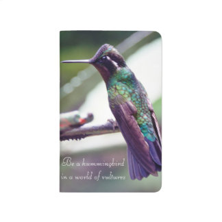 """Be A Hummingbird"" Journal"