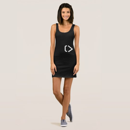 Be A NEu Tymer / Women's Jersey Tank Dress