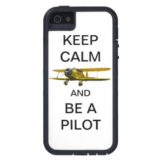 BE A PILOT iPhone 5 COVER