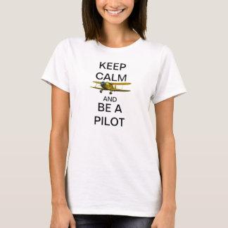 Be a pilot T-Shirt