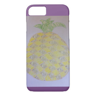 Be a Pineapple iPhone 7 case