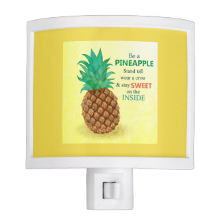 Be a Pineapple Night Light