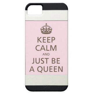 be a queen iPhone 5 covers