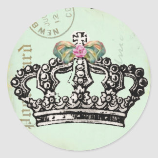 Be a QUeeN Stickers