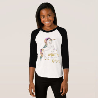 Be A Unicorn In A Field Of Horses T-Shirt